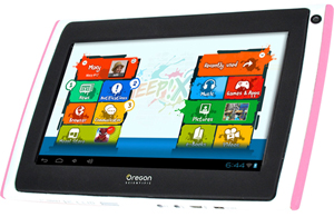 Oregon Scientific Xplore Meep! X2 Kinder Tablet vorgestellt
