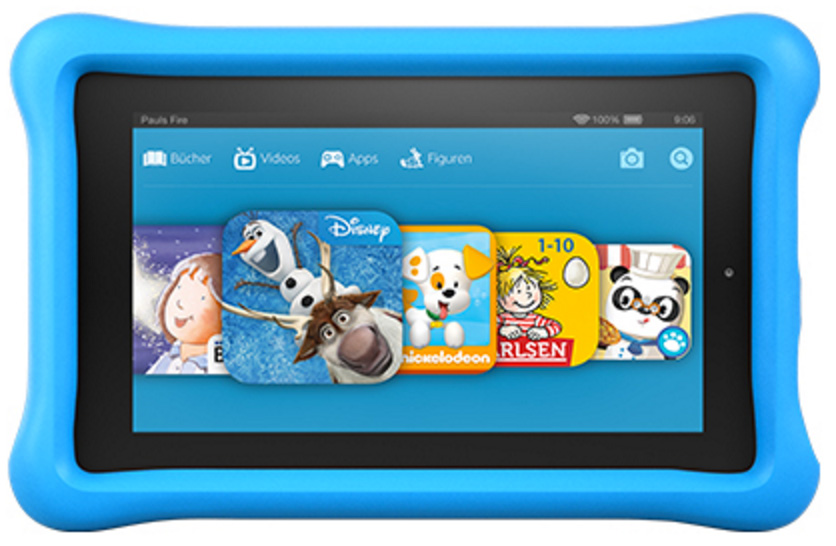 Test: Kindle Fire Kids Edition