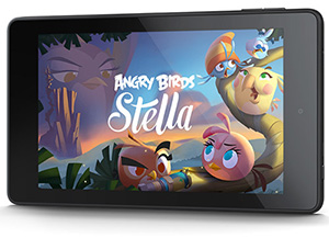 Kindle Fire HD als Kinder Tablet