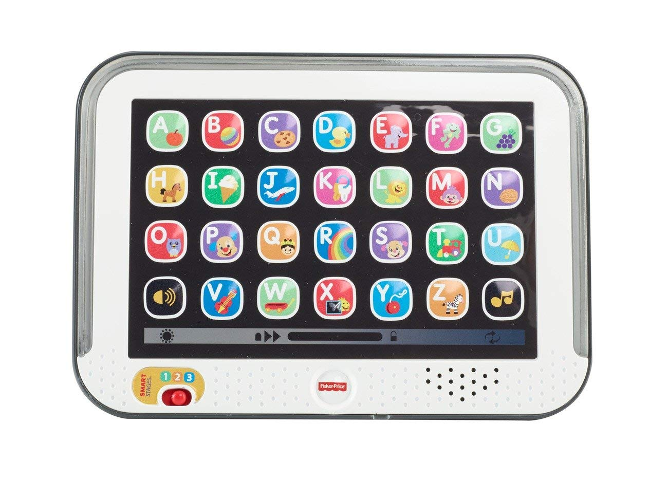 Test: Fisher-Price Spielzeug-Tablet