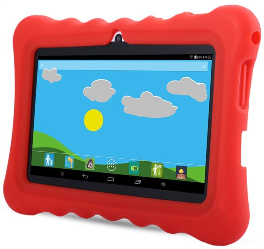 Test: GBtiger L701 Kinder Tablet