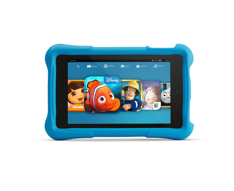Test: Kindle Fire HD Kids Edition