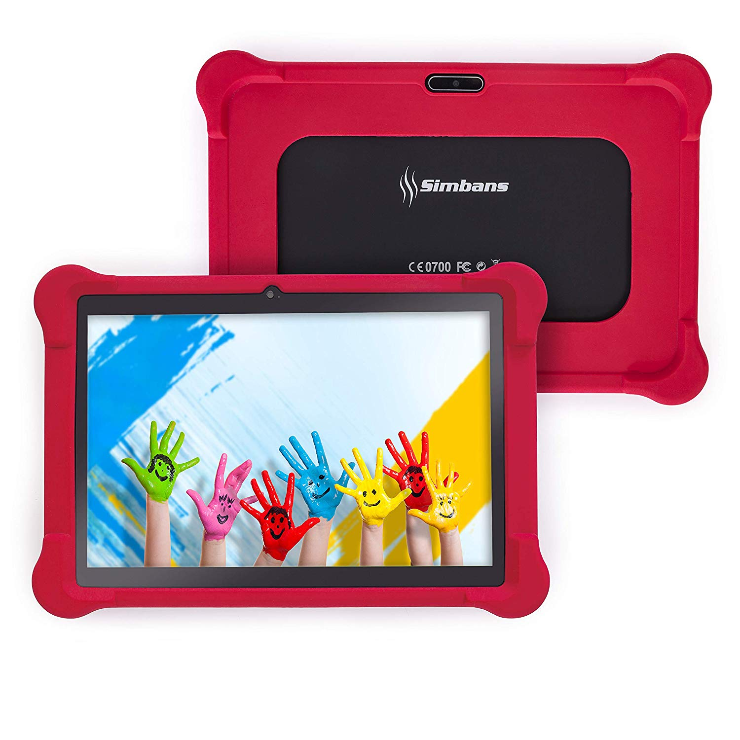 Test: Simbans TangoTab 10 Zoll Kinder Tablet